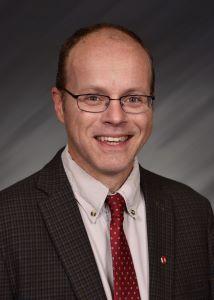 Brian Raison, PhD, headshot